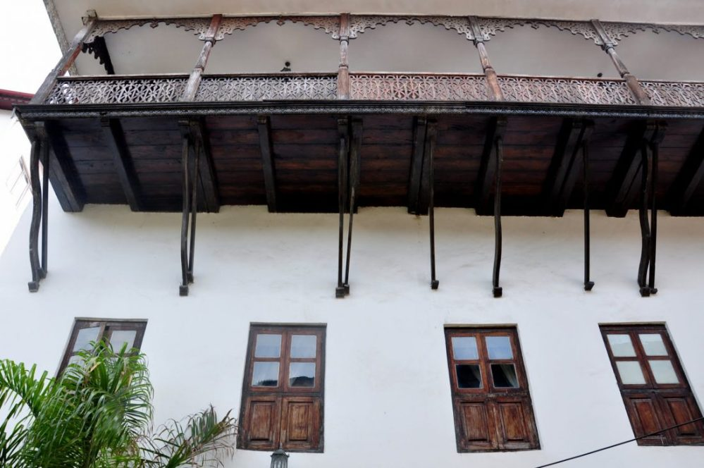 Zanzibar : Africa House Hotel