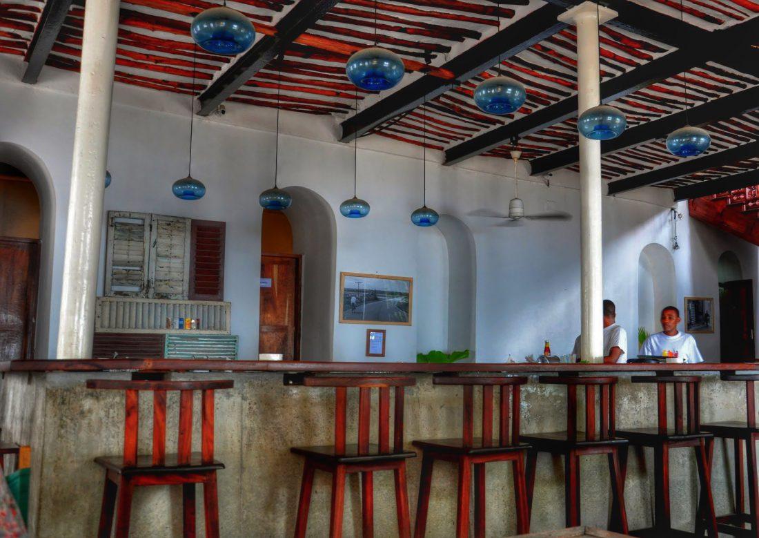 Zanzibar : Livingstone Bar