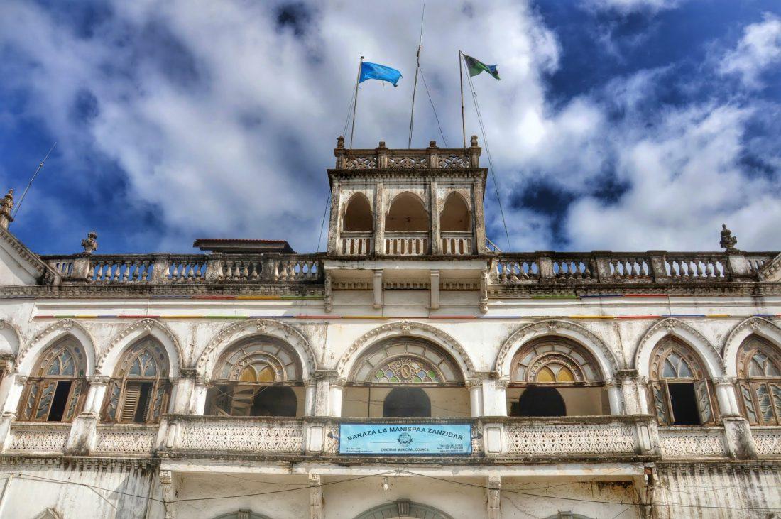 Zanzibar : Municipal Council