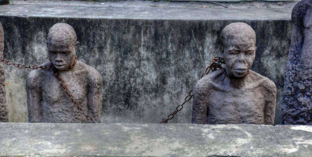 Zanzibar : Slave Chambers