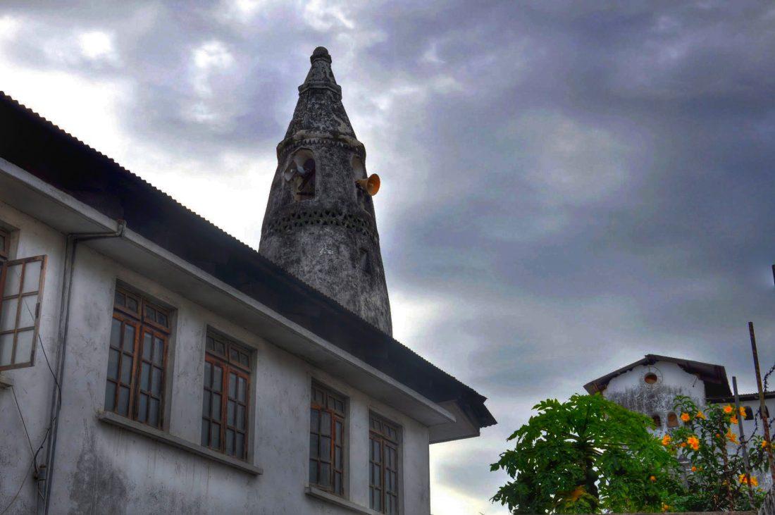 Zanzibar : Malindi Mosque