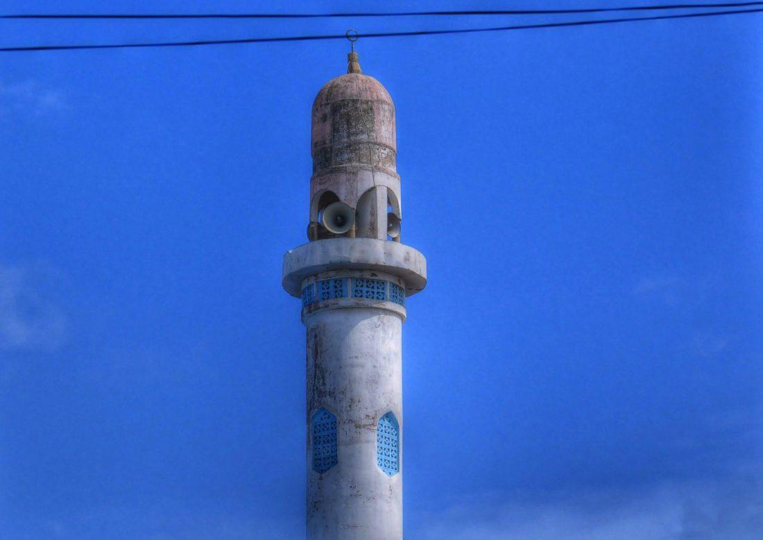 Zanzibar : Hanging Mosque