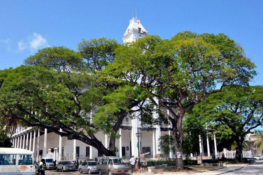 Zanzibar : House of Wonders