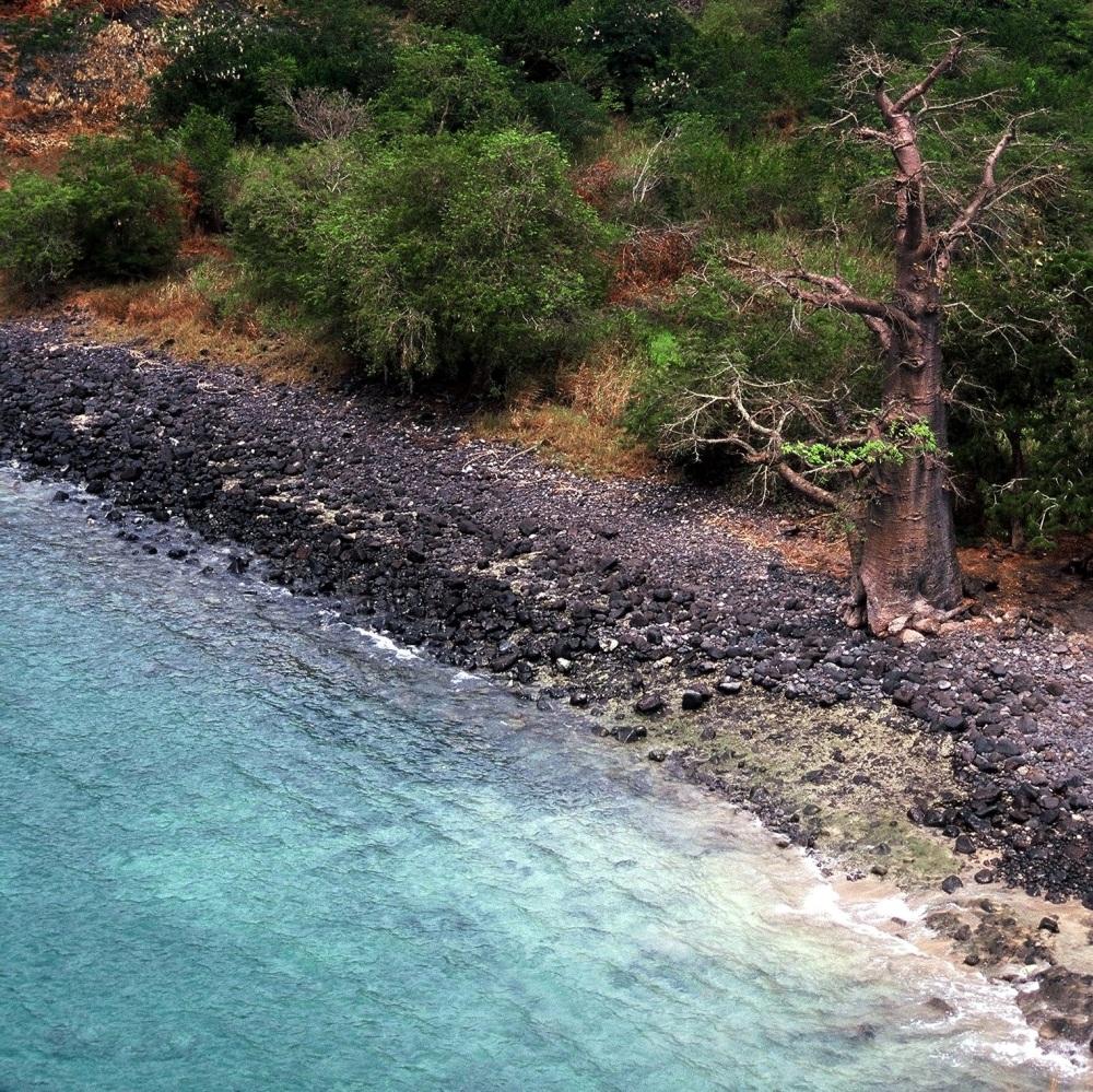 Sao Tome e Principe : Lagoa Azul