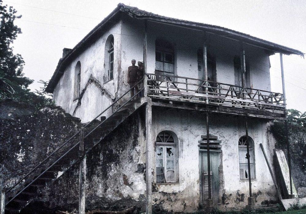 Sao Tome e Principe : Roça Bombaim