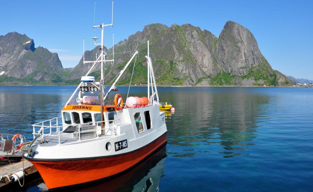 Lofoten : Anita's Sjømat