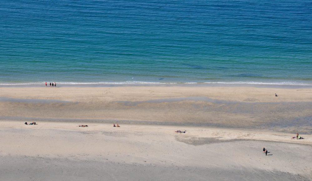 Lofoten : Kvalvika Beach