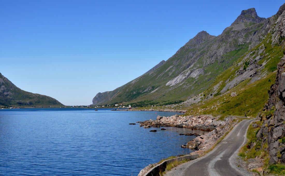 Lofoten : Vester Nesland