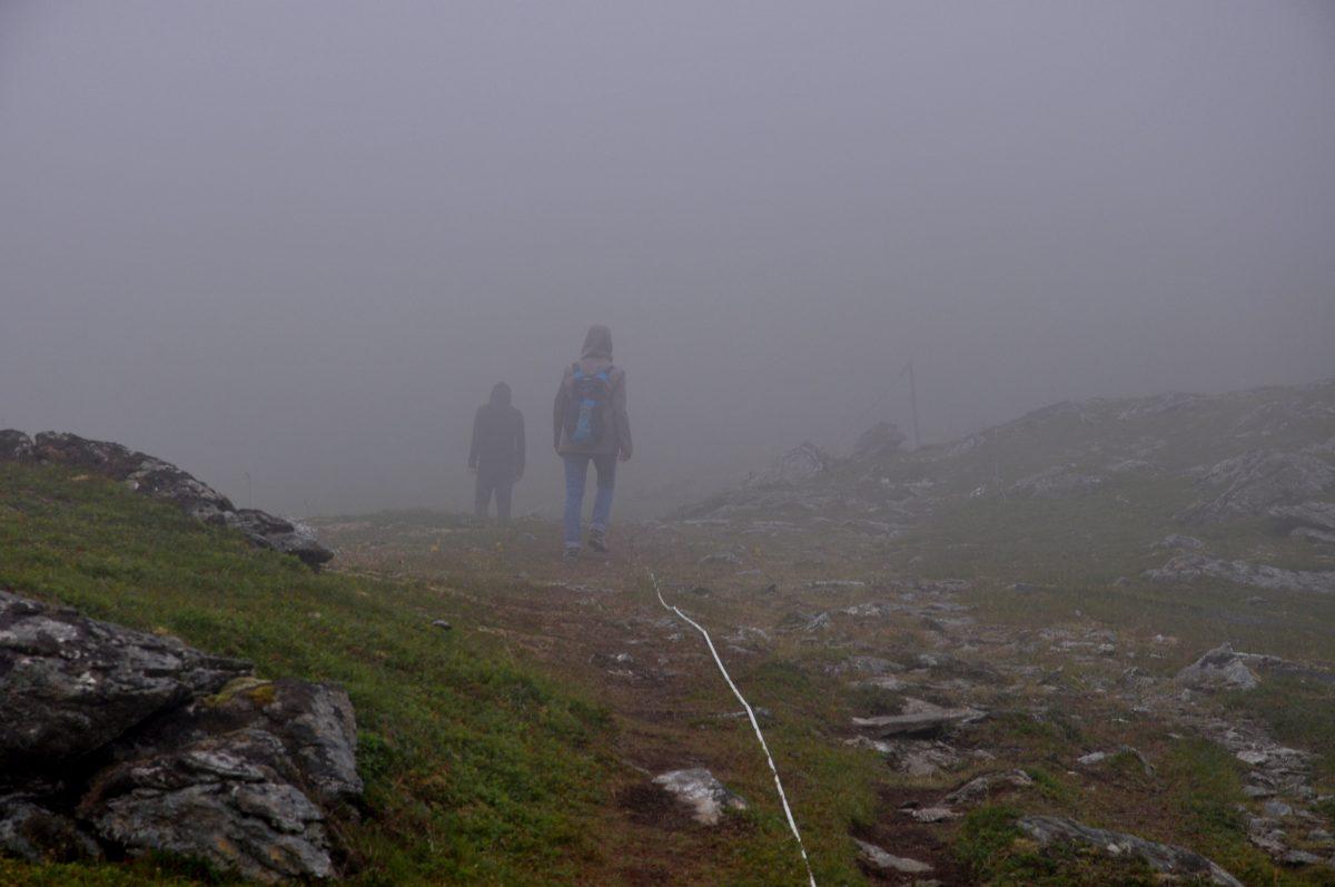 Lofoten Værøy : Haheia trail