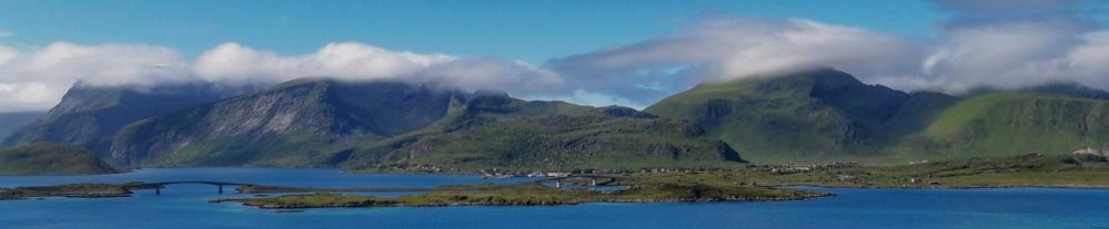 Lofoten : Flakstadøya Fredvang