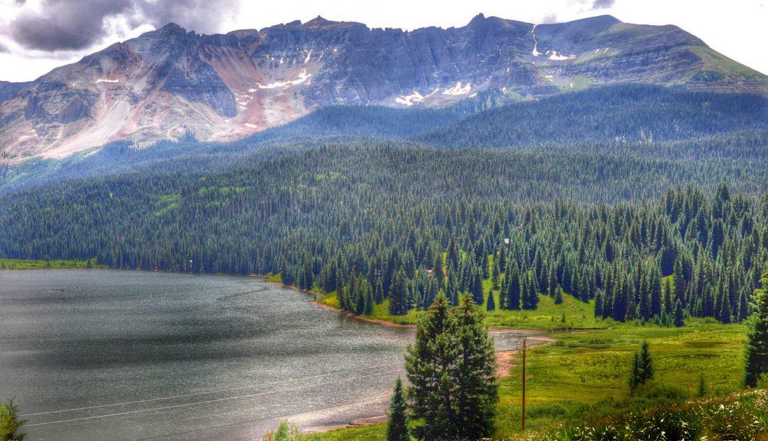 Colorado : San Juan Skyway