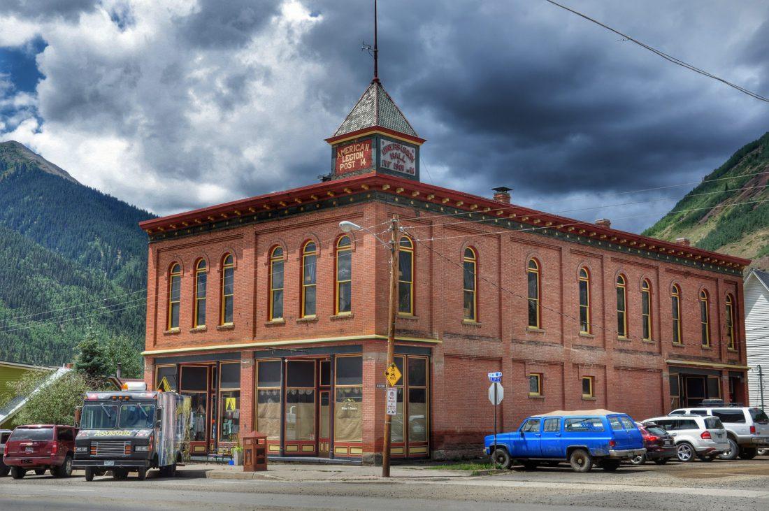 Colorado : Silverton