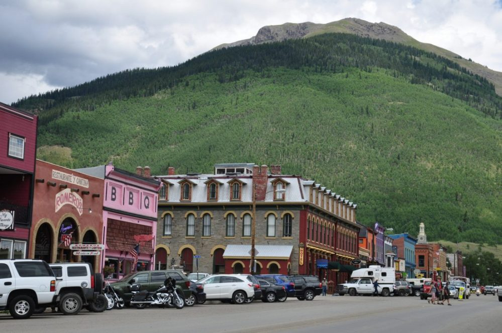 Colorado : Silverton
