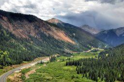 Previous Stop Colorado : San Juan Skyway