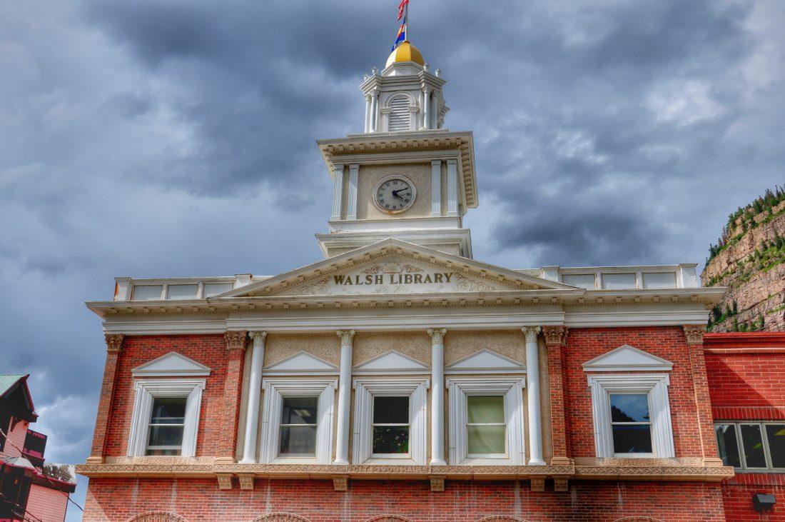 Colorado : Ouray Walsh Library
