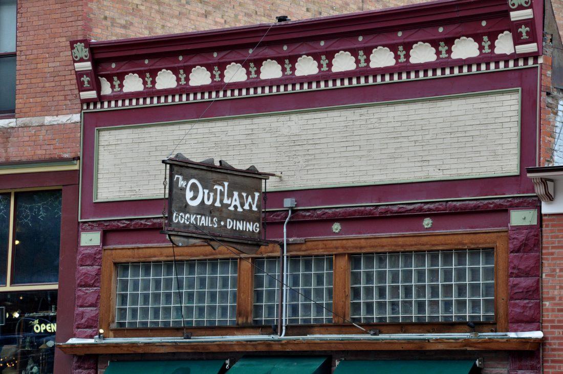 Colorado : Ouray Outlaw