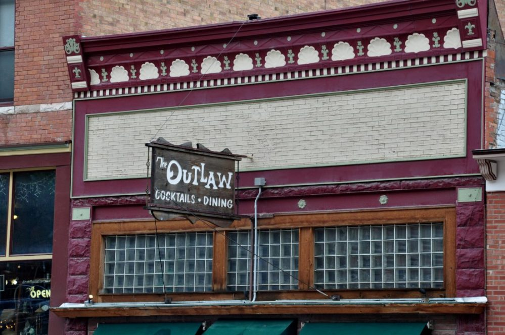 Colorado : Ouray Outlaw