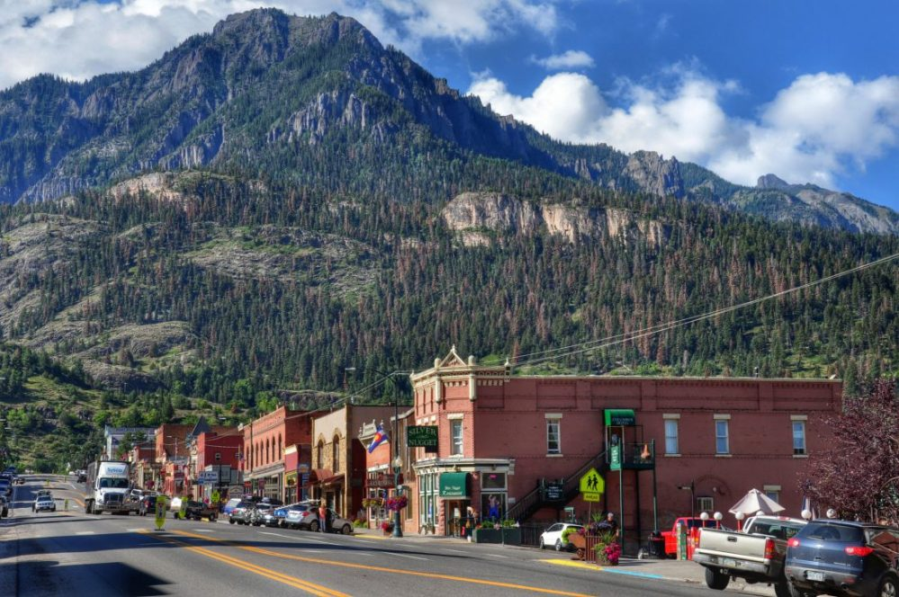 Colorado : Ouray