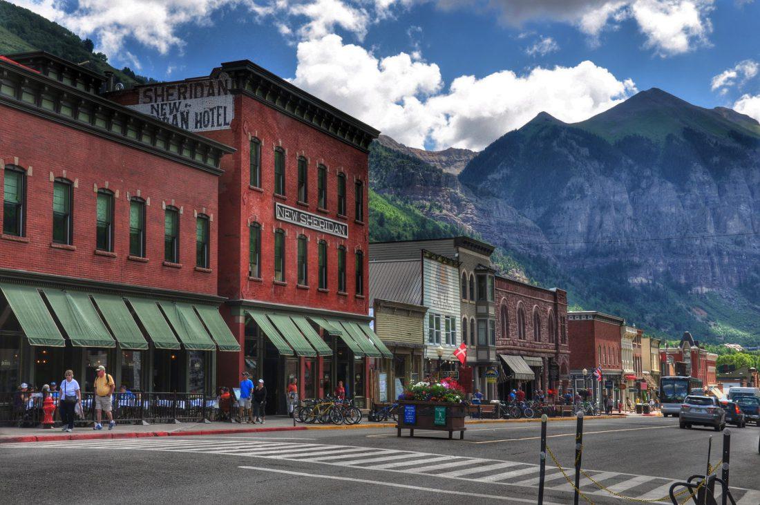 Colorado : Tellurides