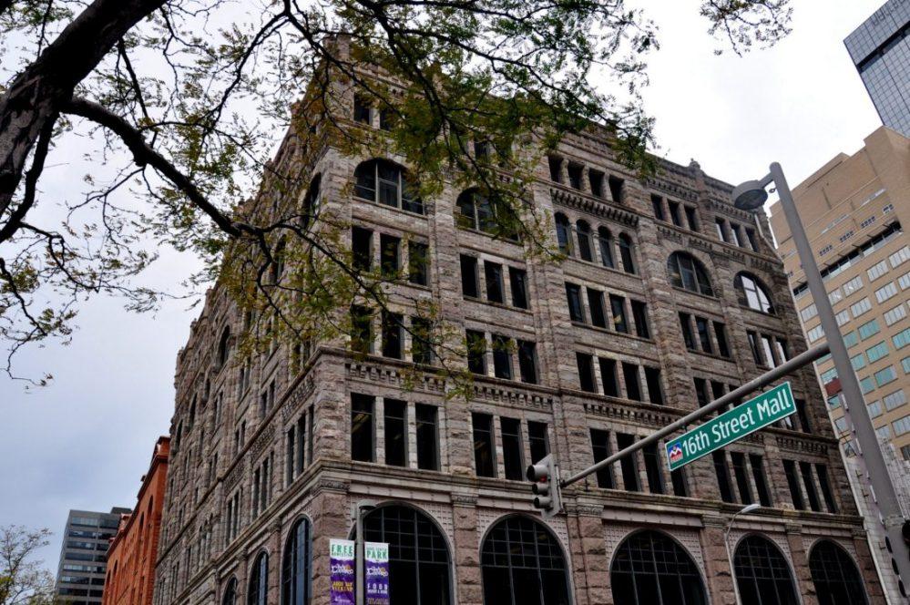 Denver downtown Kittredge Building