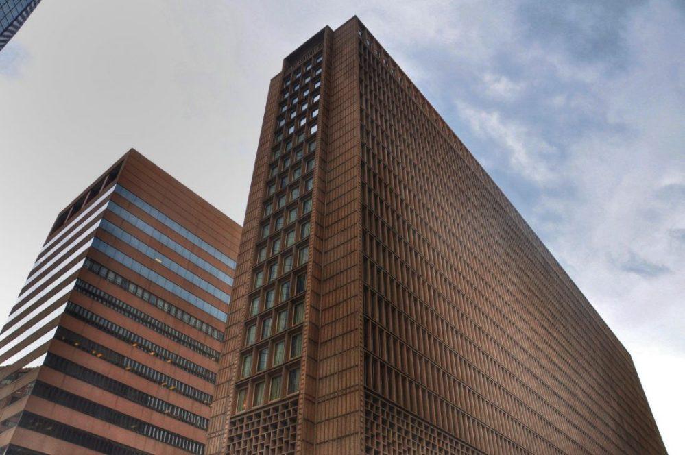 Denver Downtown buildings