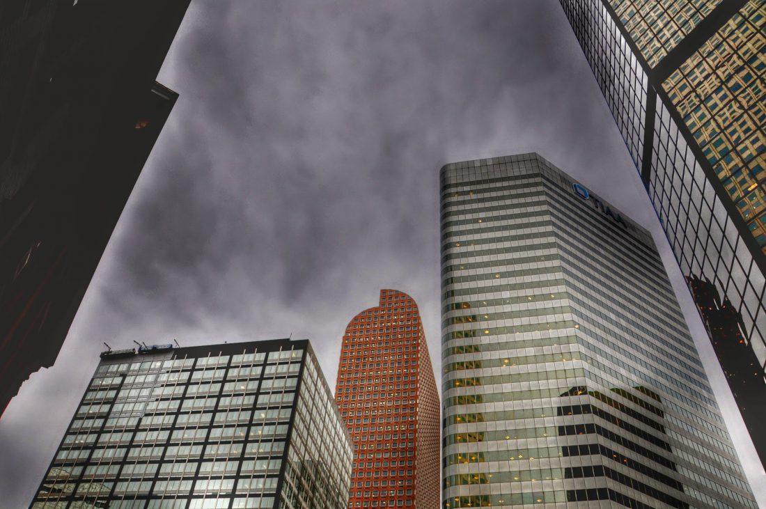 Denver Downtown Wells Fargo Center