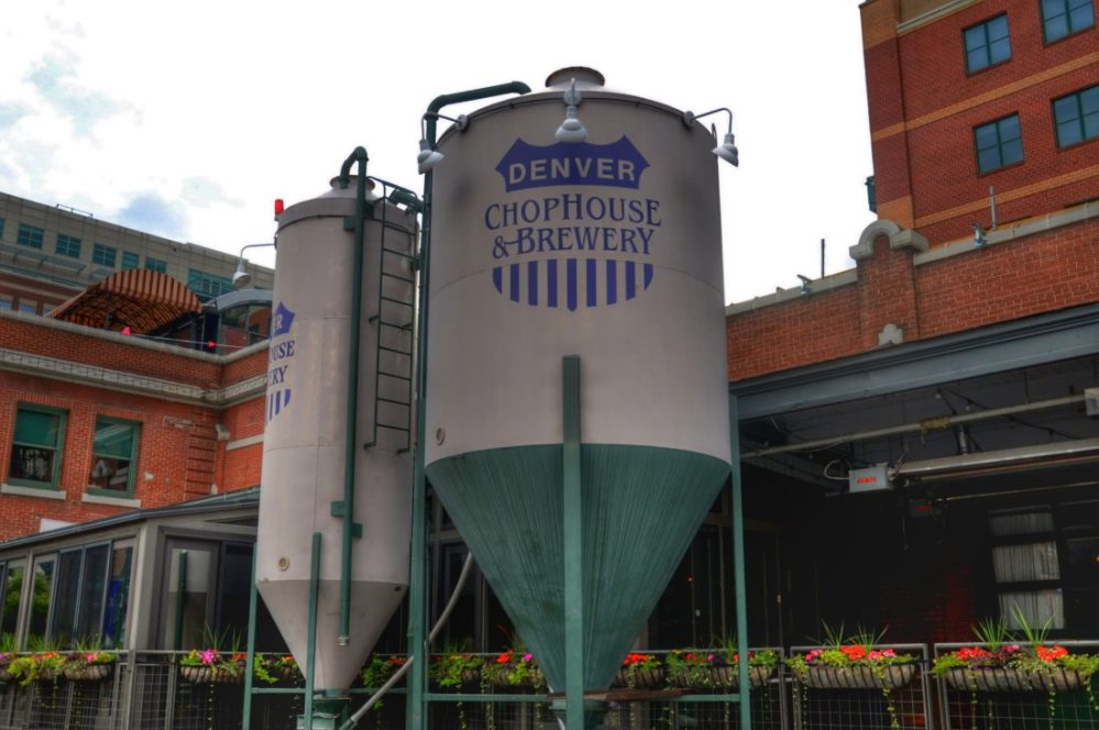 Denver Downtown Denver ChopHouse & Brewery