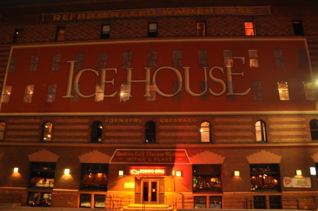 Denver Downtown Icehouse Tavern