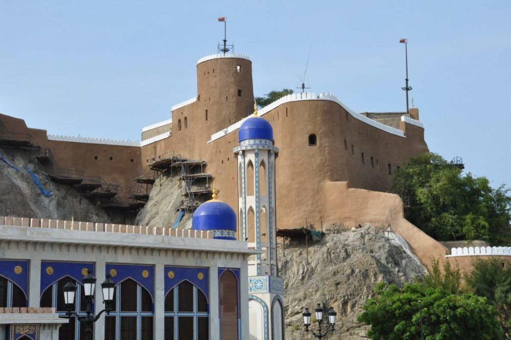 Oman : Al Mirani Fort