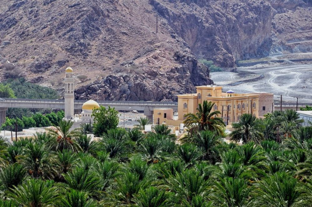 Oman : Fanja