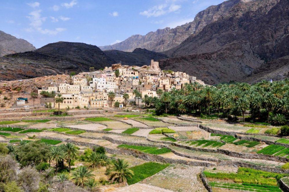 Oman : Bilad Sait