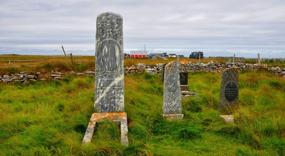 Røst island (old cemetery)