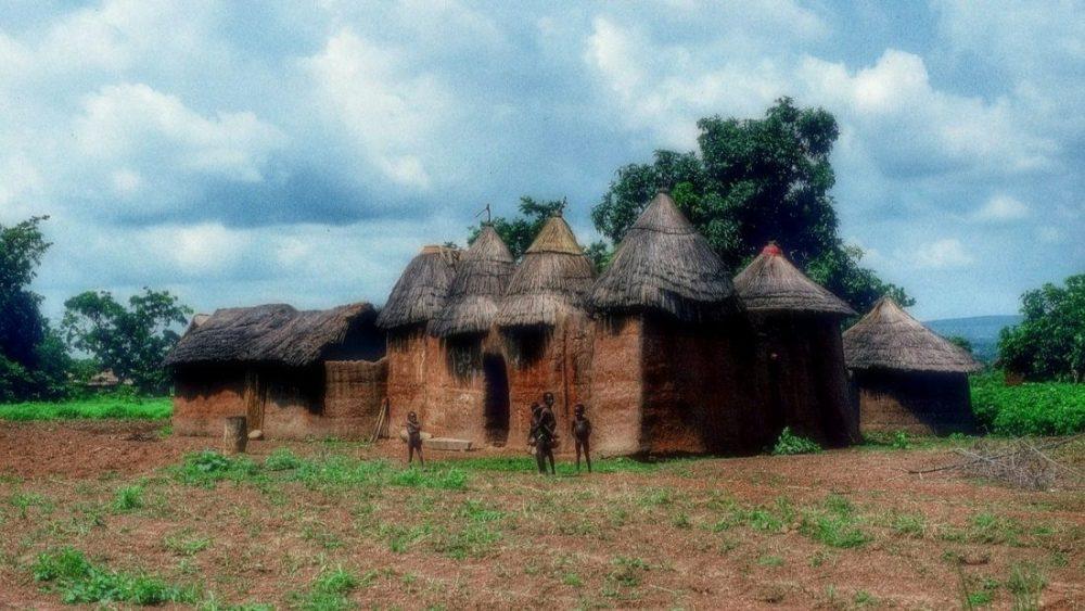BENIN : Tata Somba
