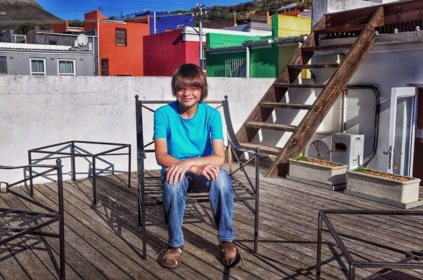 Cape Town : Bo-Kaap (22 On Rose)