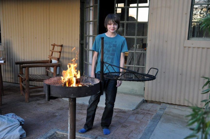 Richtersveld Transfrontier Park : Sendelingsdrif Rest Camp