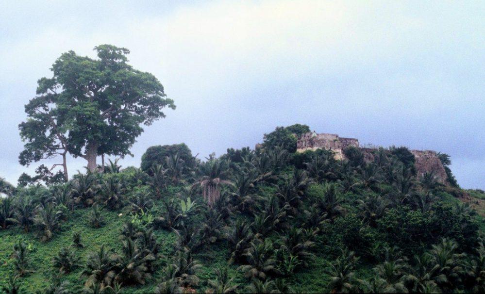 Ghana : Fort Batestein