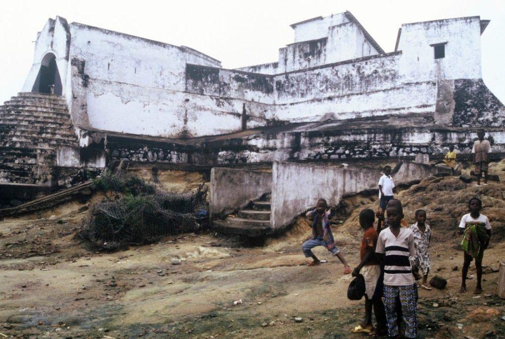 Ghana : Fort São Sebastião