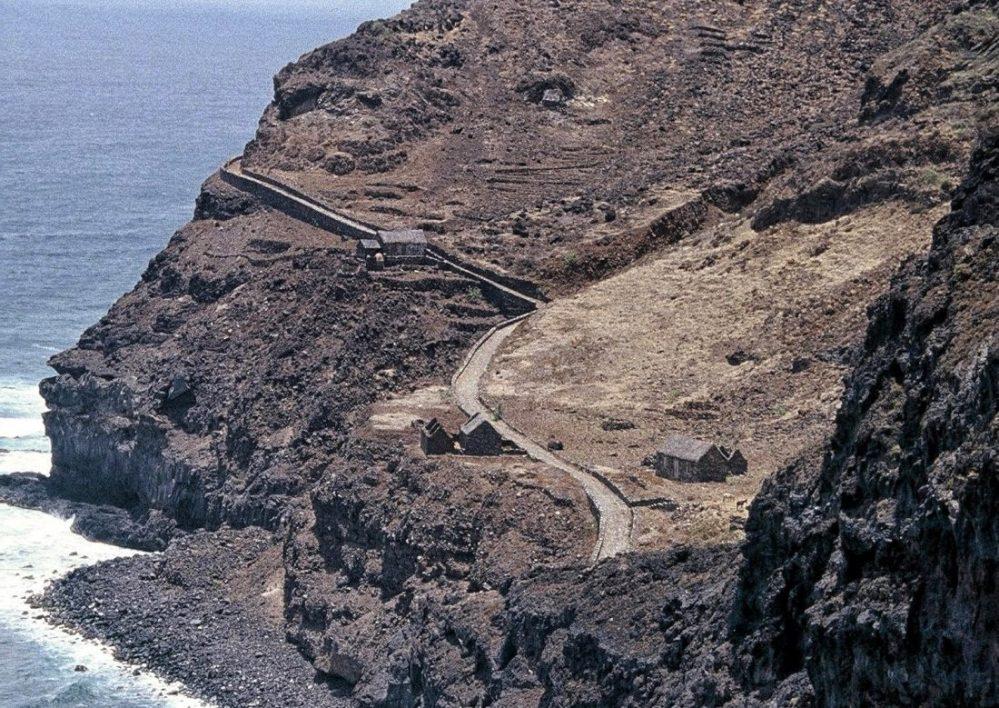 Santo Antao : Cruzinha da Garca - Ponta do Sol