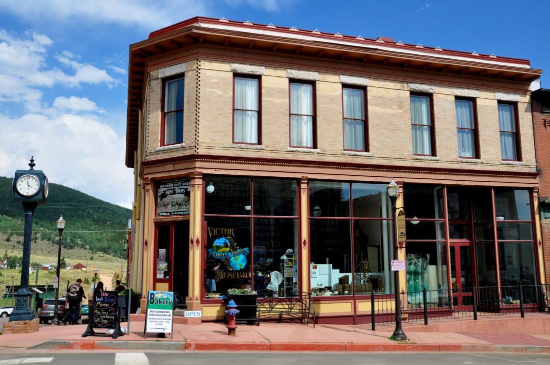 Colorado : Victor