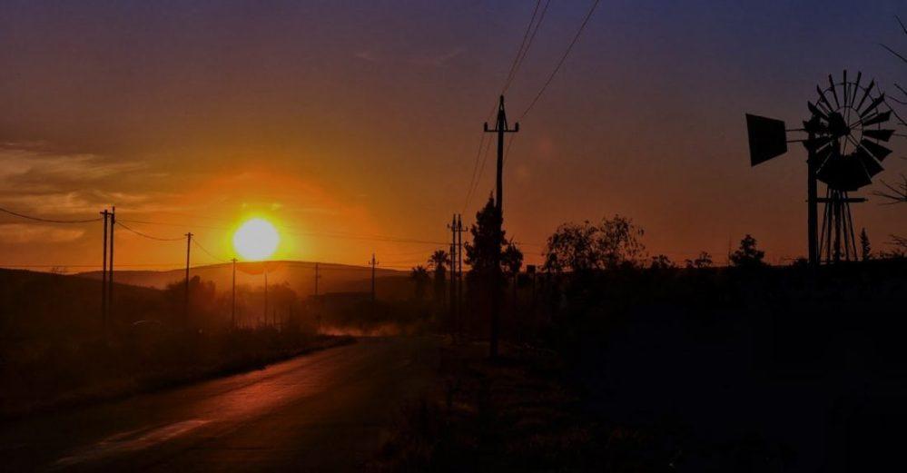 South Africa : Vanrhynsdorp