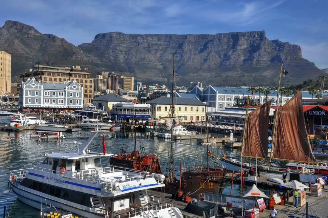 South Africa : Cape Town