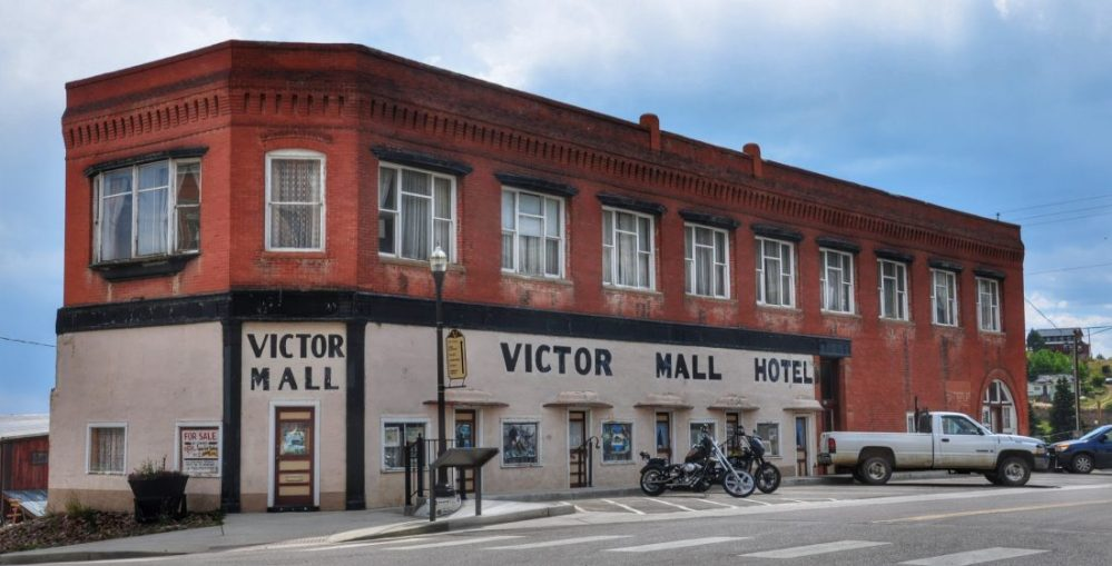 Colorado : Victor Mall Hotel