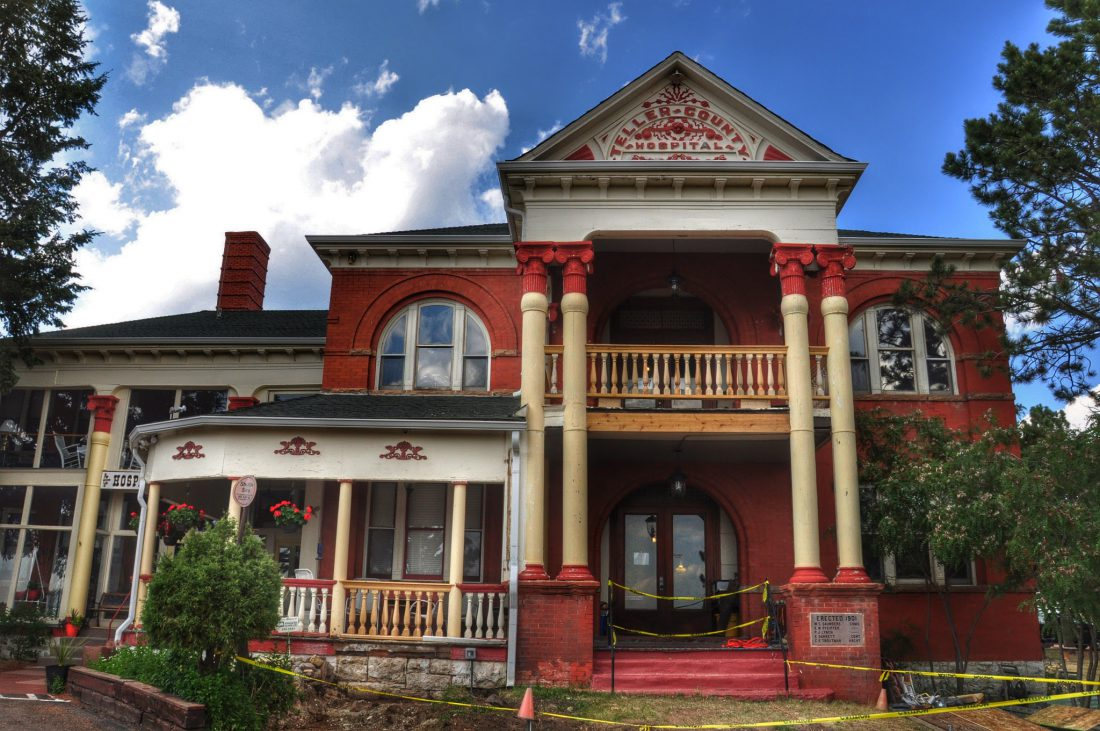 Colorado : Cripple Creek Hospitality House & Travel Park