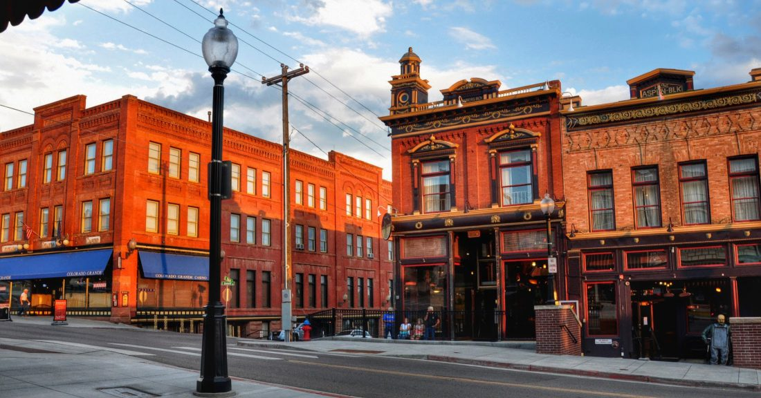 Colorado : Cripple Creek
