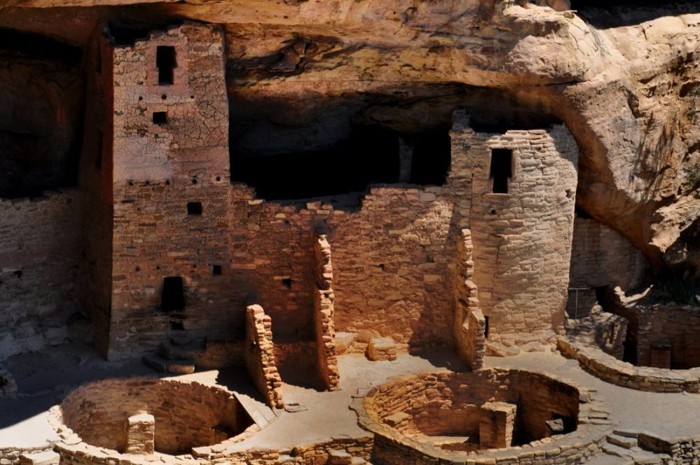 Mesa Verde : Cliff Palace