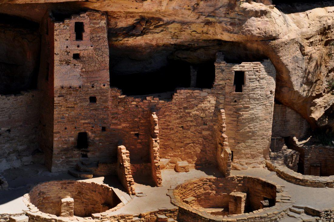 Mesa Verde : Cliff Palace