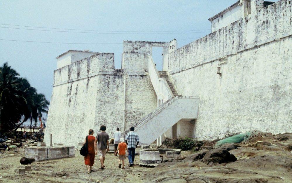 Gana : Anomabo (Fort William)