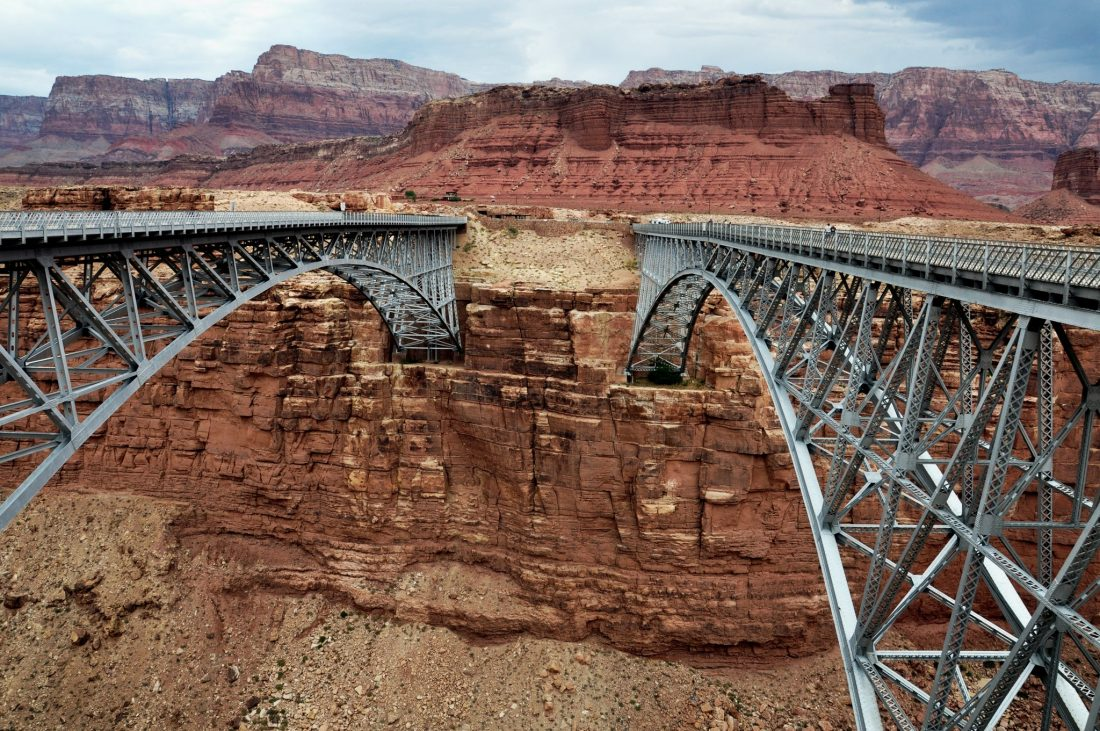 Lee's Ferry : Navajo Bridge