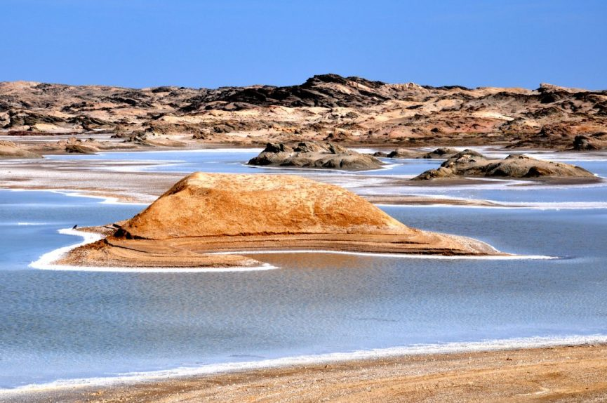 Namibia : Black Ridge