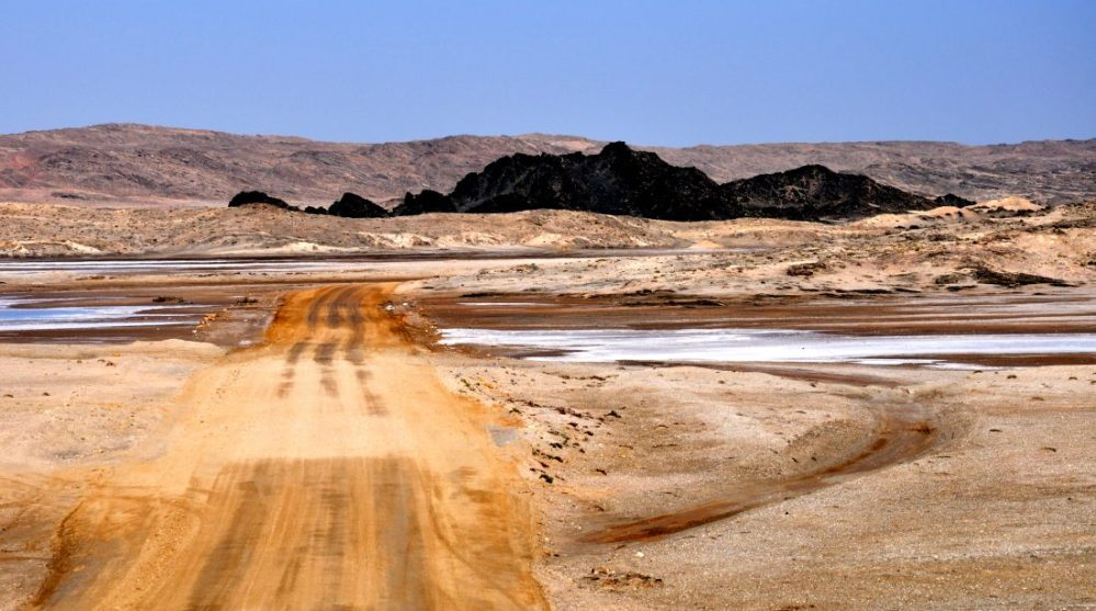 Namibia : Black Ridge